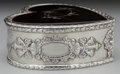 Silver Holloware, American:Boxes, A Howard & Co. Silver and Tortoiseshell Heart-Form Box, NewYork, New York, circa 1910. Marks: Sterling, Patent, 1343,How...