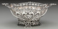 Silver Holloware, British:Holloware, A William Comyns & Sons Victorian Silver Bowl, London, England,circa 1891. Marks: (lion passant), (leopard's head), Q,W....