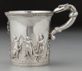 Silver Holloware, Continental:Holloware, A Russian Silver Child's Cup, Moscow, Russia, circa 1828. Marks:(MK/1828), (Moscow city mark), 84, P.M.. 3 inches high...