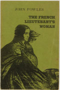 Books:Fiction, John Fowles. UNREVISED GALLEY PROOF. The French Lieutenant'sWoman. Boston: Little, Brown and Company, [1969]....