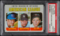 Baseball Cards:Singles (1970-Now), 1970 Topps A.L. Rookies #702 PSA Mint 9....