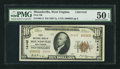 National Bank Notes:West Virginia, Moundsville, WV - $10 1929 Ty. 2 First NB Ch. # 14142. ...