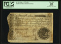 Colonial Notes:South Carolina, South Carolina June 1, 1775 £50 PCGS Apparent Very Fine 20.. ...