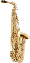 Music Memorabilia:Autographs and Signed Items, President Bill Clinton Signed Saxophone....