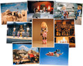 "Movie/TV Memorabilia:Photos, A Group of Color Photographs from ""Team America: World Police.""..."