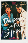 "Movie Posters:Rock and Roll, Dancing in the Street (Music Motions, 1985). One Sheet (27"" X 41""). Rock and Roll.. ..."