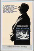 """Movie Posters:Hitchcock, Rear Window & Other Lot (Universal, R-1983). One Sheets (2) (27"""" X 41""""). Hitchcock.. ... (Total: 2 Items)"""