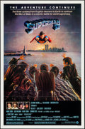 "Movie Posters:Action, Superman II (Warner Brothers, 1981). One Sheets (2) (27"" X 41"")Regular & Teaser Styles. Action.. ... (Total: 2 Items)"
