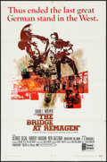 """Movie Posters:War, The Bridge at Remagen & Other Lot (United Artists, 1969). OneSheets (2) (27"""" X 41""""). War.. ... (Total: 2 Items)"""