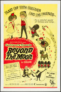 "Movie Posters:Animation, Gulliver's Travels Beyond the Moon (Continental, 1966). One Sheet (27"" X 41""). Animation.. ..."