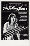 "Movie Posters:Rock and Roll, Ladies and Gentlemen: The Rolling Stones (Dragon Aire, 1973).Poster (24"" X 38"") QuadraSound Style. Rock and Roll.. ..."