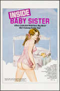 """Movie Posters:Adult, Inside Baby Sister (Aventura, 1977). One Sheet (27"""" X 41"""") Flat Folded. Adult.. ..."""