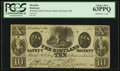 Obsoletes By State:Ohio, Kirtland, OH- Kirtland Safety Society Bank $10 Feb. 7, 1837 G10Rust 8 Wolka 1424-12. ...