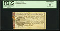 Colonial Notes:Continental Congress Issues, Continental Currency May 10, 1775 $20 PCGS Apparent Extremely Fine 40.. ...