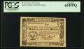 Colonial Notes:South Carolina, South Carolina December 23, 1776 $2 PCGS Gem New 65PPQ.. ...