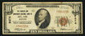 National Bank Notes:Maryland, Bel Air, MD - $10 1929 Ty. 1 The Farmers & Merchants NB Ch. #9474. ...