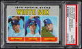 Baseball Cards:Singles (1970-Now), 1970 Topps White Sox Rookies #669 PSA Gem Mint 10 - Pop Two....
