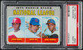 Baseball Cards:Singles (1970-Now), 1970 Topps N.L. Rookies Oscar Gamble #654 PSA Mint 9....