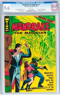 Silver Age (1956-1969):Mystery, Mandrake the Magician #1 (King Features Syndicate, 1966) CGC NM+9.6 White pages....