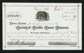 Obsoletes By State:Nevada, Virginia, NV- Society of Pacific Coast Pioneers $20 Receipt Mar. 11, 1877 . ...