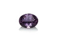 Gems:Faceted, GEMSTONE: AMETHYST - 12.66 CT.. Stone Source: South America.17.8 x 13.8 x 9.4 mm. ...