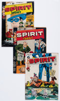 Golden Age (1938-1955):Crime, The Spirit #15-17 Group (Quality, 1949).... (Total: 3 Comic Books)