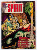 Golden Age (1938-1955):Crime, The Spirit #3 (Fiction House, 1952) Condition: FN....
