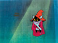 Animation Art:Production Cel, He-Man and the Masters of the Universe Orko Production CelSetup (Filmation, 1983).... (Total: 3 Items)