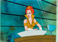 Animation Art:Production Cel, He-Man and the Masters of the Universe Teela Production Cel(Filmation, 1983).... (Total: 2 Items)