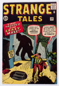Silver Age (1956-1969):Mystery, Strange Tales #100 (Marvel, 1962) Condition: FN/VF....