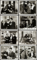 "Movie Posters:Crime, Speed Reporter (Reliable, 1936). Photos (20) (8"" X 10""). Crime.. ... (Total: 20 Items)"