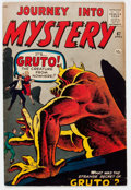 Silver Age (1956-1969):Horror, Journey Into Mystery #67 (Atlas, 1961) Condition: VG/FN....