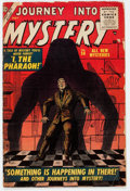 Golden Age (1938-1955):Horror, Journey Into Mystery #36 (Atlas,1956) Condition: GD/VG....