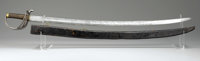 Rare Confederate Saber Owned and Illustrated by William Albaugh. One of the finest Confederate cavalry sabers in existen...