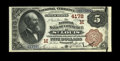 National Bank Notes:Missouri, Saint Louis, MO - $5 1882 Brown Back Fr. 474 The NB of Commerce Ch. # (M)4178. A lovely $5 Brown Back from a run of unci...