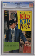 Silver Age (1956-1969):Western, Wild, Wild West CGC File Copy Group (Gold Key, 1966-69). Contains aCGC VF+ 8.5 copy of #1 (this variant edition with ba... (Total: 5Comic Books)