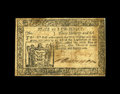 Colonial Notes:New Jersey, New Jersey January 9, 1781 3s6d Very Fine....