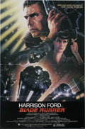"""Movie Posters:Science Fiction, Blade Runner (Warner Brothers, 1982). One Sheet (27"""" X 41"""").Science Fiction. Starring Harrison Ford, Rutger Hauer, Sean You..."""
