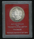 Additional Certified Coins: , 1886-S $1 Morgan Dollar MS65 Paramount International (MS63). Ex:Redfield. Lightly abraded bu...