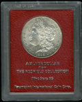 Additional Certified Coins: , 1898-S $1 Morgan Dollar MS65 Paramount International (MS63). Ex:Redfield. Nicely struck with...