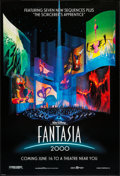 "Movie Posters:Animation, Fantasia 2000 & Other Lot (Buena Vista, 1999). One Sheet (27"" X 40"") DS Advance & Video Poster (26"" X 40""). Animation.. ... (Total: 2 Items)"