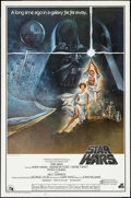 "Movie Posters:Science Fiction, Star Wars (20th Century Fox, 1977). Soundtrack One Sheet (27"" X41""). Science Fiction.. ..."
