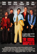 "Movie Posters:Crime, The Usual Suspects (Gramercy, 1995). One Sheet (27"" X 40"") DS.Crime.. ..."