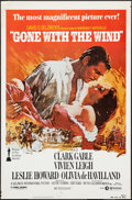 "Movie Posters:Academy Award Winners, Gone with the Wind & Other Lot (MGM, R-1980). One Sheets (2) (27"" X 41""). Academy Award Winners.. ... (Total: 2 Items)"