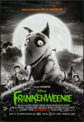 "Movie Posters:Animation, Frankenweenie (Walt Disney Studios, 2012). One Sheet (27"" X 40"") DSAdvance. Animation.. ..."