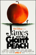 """Movie Posters:Animation, James and the Giant Peach (Buena Vista, 1996). Half Subway (29.75""""X 45"""") SS Advance. Animation.. ..."""