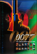 "Movie Posters:James Bond, James Bond Collection (United Artists, 1995/1999). Video Posters(2) (27"" X 40"") SS. James Bond.. ... (Total: 2 Items)"