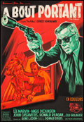 "Movie Posters:Crime, The Killers (Universal International, 1964). French Affiche (22"" X31""). Crime.. ..."