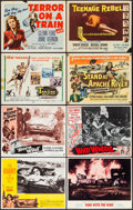 "Movie Posters:Academy Award Winners, Gone with the Wind & Others Lot (MGM, R-1968). Lobby Cards(Approx. 800) (11"" X 14""), Mini Lobby Cards (9) (8"" X 10""),Progr... (Total: 800 Items)"