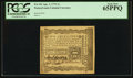 Colonial Notes:Pennsylvania, Pennsylvania April 3, 1772 2s PCGS Gem New 65PPQ.. ...
